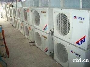 高价上门回收废旧空调,二手电脑,各种二手空调中央空调