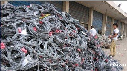 慈溪市坎墩回收电缆,电线。观海卫回收废电线电缆,掌起回收电缆