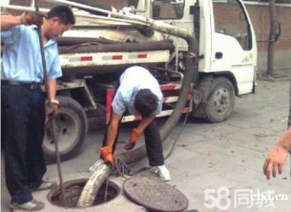 慈溪宗汉坎墩疏通下水道 马桶 工厂清理粪池 抽粪 管道清洗