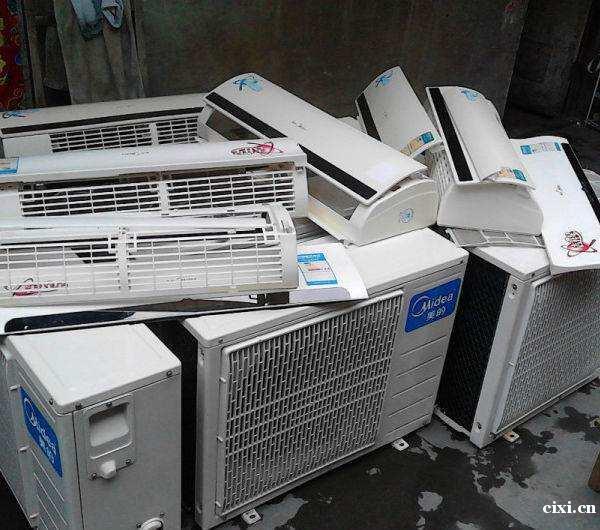 慈溪上门回收电缆线废铁废铝废铁不锈钢电瓶车废品旧货空调