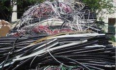 慈溪市废旧电缆线回收、杭州湾旧电缆线回收