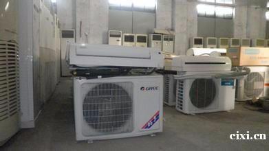 宗汉街道二手空调回收
