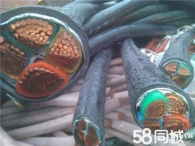 杭州湾二手电缆回收、电缆线回收、废电线、废电缆线