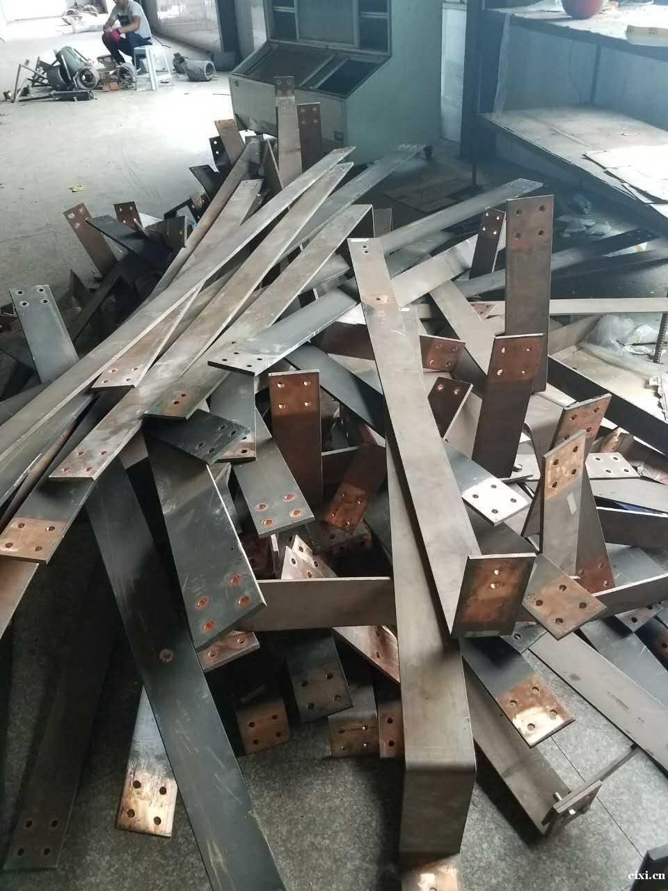 余姚高价回收厂房设备 厨房设备 废铝回收 废铁 废铜等