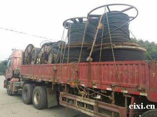 慈溪新浦镇二手工地废旧电线回收 -量大价格可商量