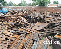 坎墩二手废旧铝合金回收站