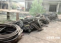 杭州湾新区高价回收大量废旧电缆线,公司工地各种大小电线回收