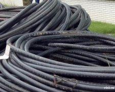慈溪各种大小电缆线回收,崇寿,坎墩,杭州湾,浒山电缆线回收
