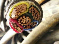 杭州湾新区回收二手废旧电缆线,公司废电线,电线