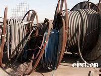 (慈溪胜山电缆线回收公司) 慈溪二手废旧电缆线回收