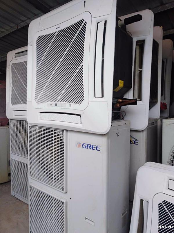 慈溪二手空调回收-桥头-匡堰-观城-浒山旧空调回收中央空调回