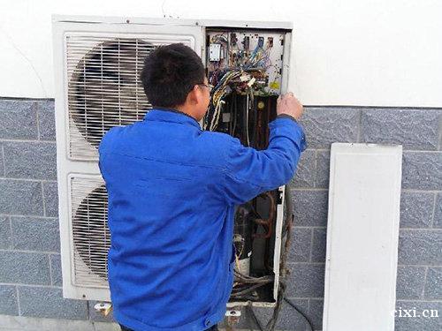 慈溪杭州湾新区空调维修杭州湾新区附近上门修理空调