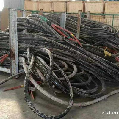 宁波回收二手电缆线。杭州湾新区,镇海,北仑,江北区电缆线回收