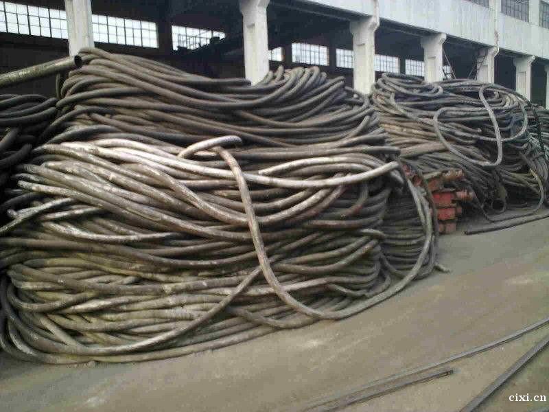 慈溪市回收电缆线,杭州湾新区,宗汉,坎墩废电线电缆回收