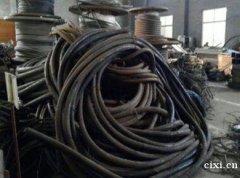 杭州湾新区专业回收电缆线旧电缆线废电线网线各种铜线。