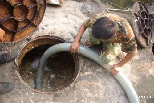 慈溪化粪池清理慈溪管道疏通