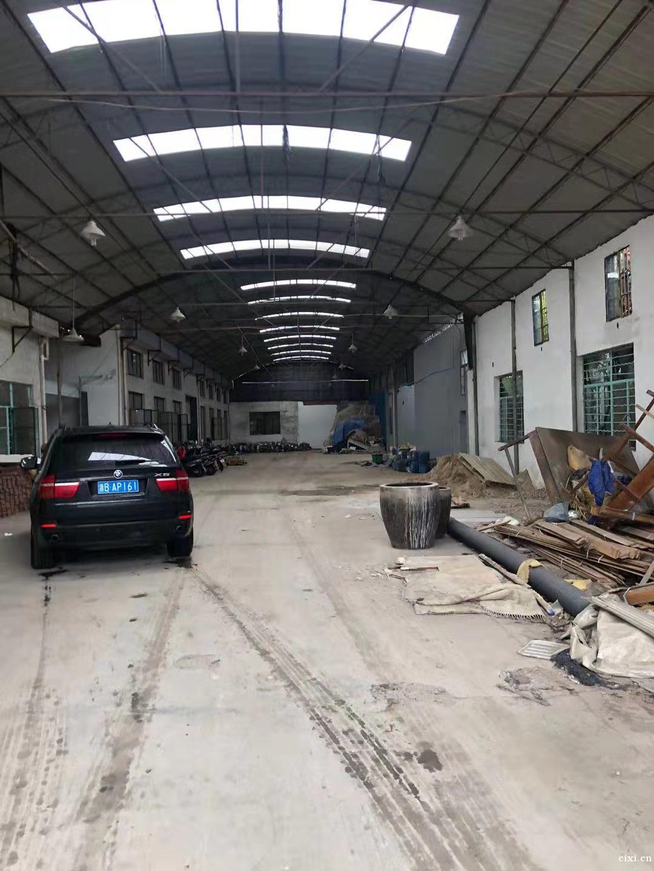 小曹娥工业区,层高6-7米,单层厂房,2000平,价格16元